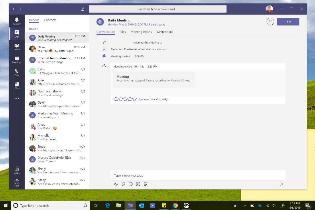 How Meetings in Microsoft Teams Make Your World Better